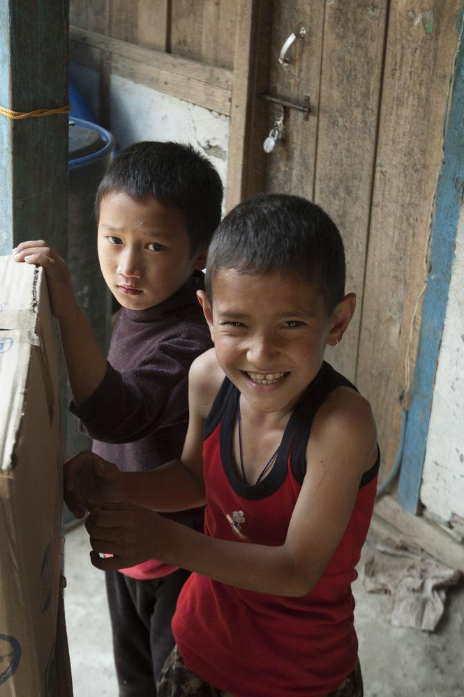DSC_9531 India Sikkim Village portrait small
